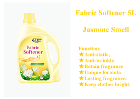 柔顺剂5L茉莉香味